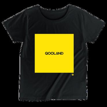 QLD2014ツアー記念Tシャツ(Black×Yellow)
