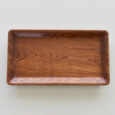 古道具部 時をかけてきた木のおぼん② 肥松の長方盆