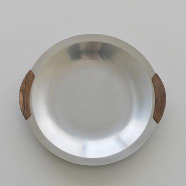 古道具部 デンマーク製 ステンレストレイ
