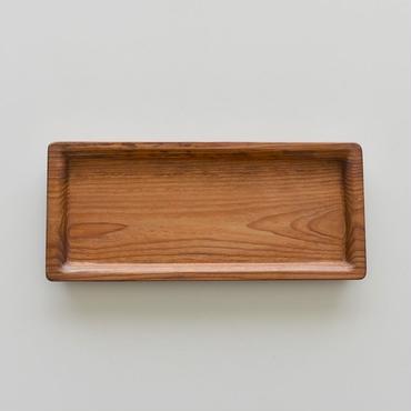 古道具部 時をかけてきた木のおぼん③ 肥松の長方盆
