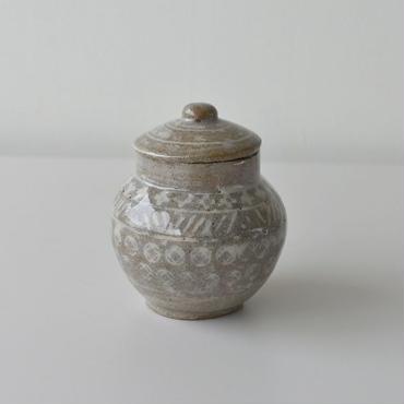 古道具部 蓋もの 塩壷