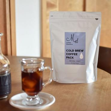 Mel Coffee Roasters  COLD BREW COFFEE PACK Dark  深炒り