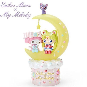 [New] Sanrio x SailorMoon Collaboration My Melody Interior light Limited F/S