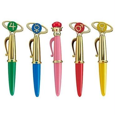 [New] SailorMoon Prism Stationery Disguise & Transformation Pen Set Bandai F/S