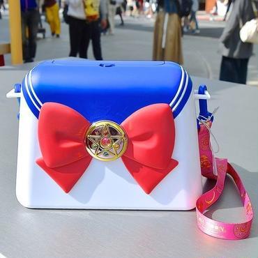 [NEW] SailorMoon Popcorn Case USJ Universal Studio Japan Limited F/S