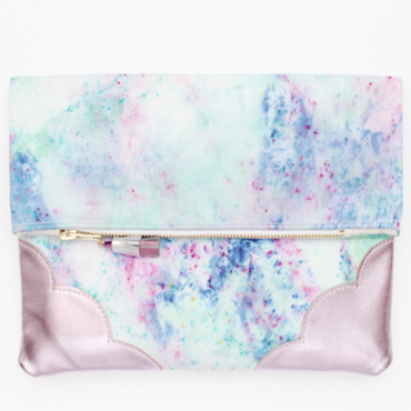 Tie Dye Clutch Bag No,39