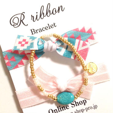 Hair tie Bracelet Set No.6