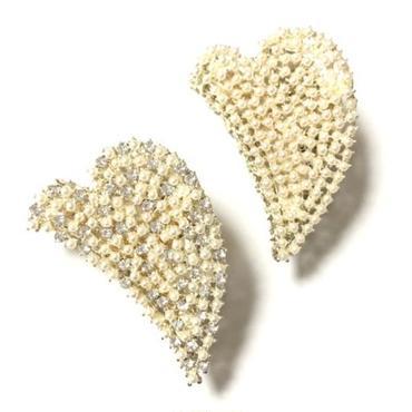 Pearl  / Bijou Heart Claw