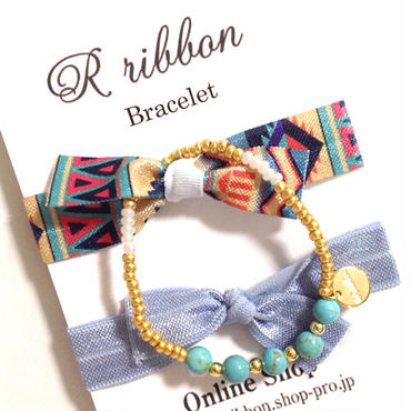 Hair tie Bracelet Set No.13