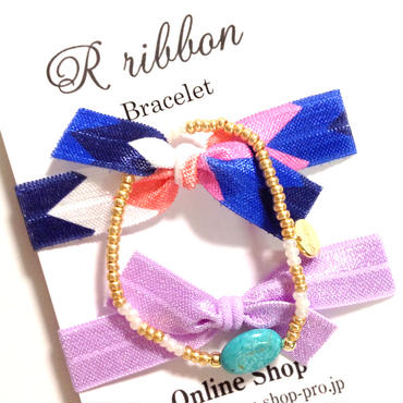 Hair tie Bracelet Set No.8