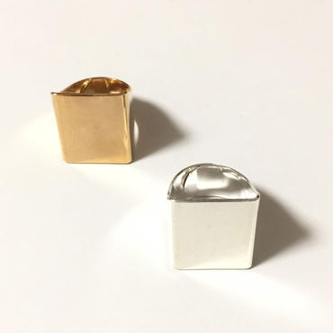 Square Adjustable Ring