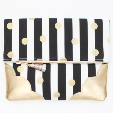 Graphic Clutch Bag No,109