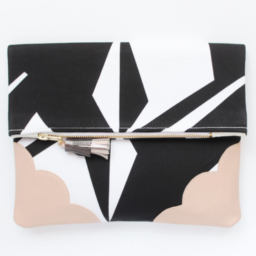 Graphic Clutch Bag No,118