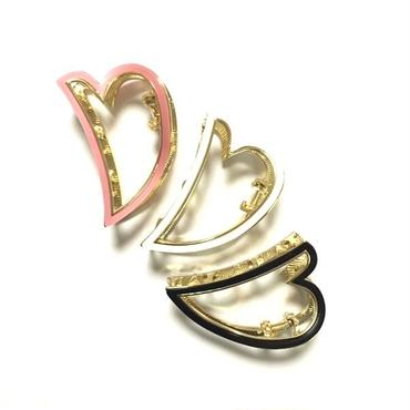 MAST × R ribbon  Collaboration  Claw / Open Heart Lsize