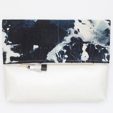 Paint Clutch Bag No,35