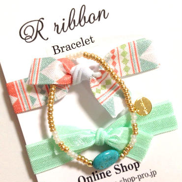 Hair tie Bracelet Set No.7