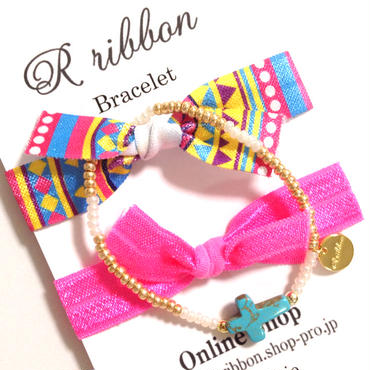 Hair tie Bracelet Set No.1
