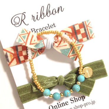 Hair tie Bracelet Set No.15