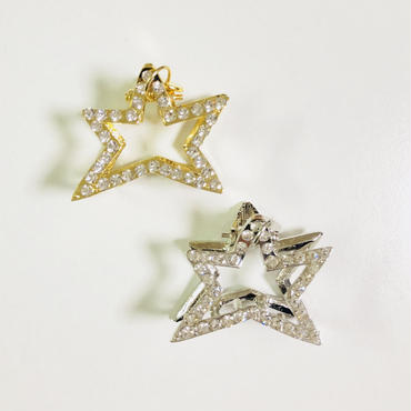 MAST × R ribbon Collaboration Claw / Baby Bijoux STAR SET