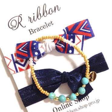 Hair tie Bracelet Set No.10