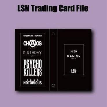 【数量・通販限定】Trading Card&Fileセット