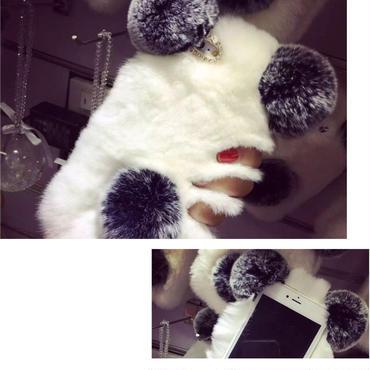 PANDA iPhoneケース