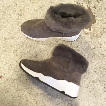 ファームートンスニーカーブーツ/gray38