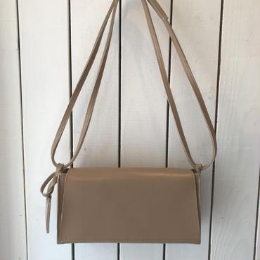 牛革letherショルダー/beige