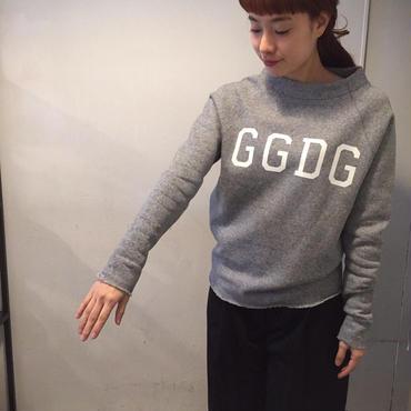 RaglanテーパードスウェッGGDG/gray