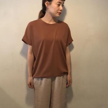 フレンチゆるTOPS/BROWN