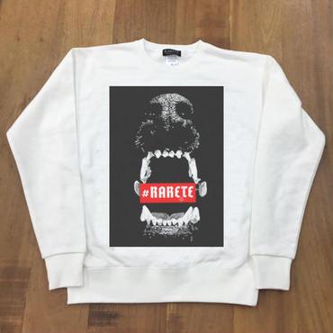 RARETE (ラルテ)  dog   nose mouth(裏パイル)  ホワイト