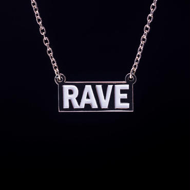 【完全受注生産】RAVE 6th Anniversary NECKLACE