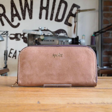 Nubuck Zip wallet