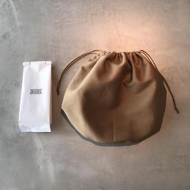 coffee&kinchaku bag