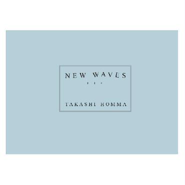 【サイン入】NEW WAVES / ホンマタカシ