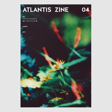 ATLANTIS zine 04号