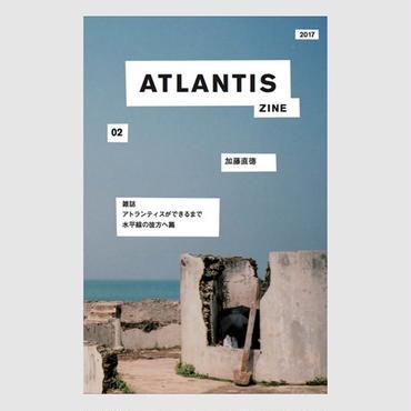 ATLANTIS zine 02号