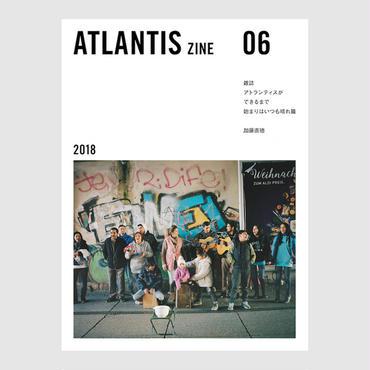 ATLANTIS zine 06号