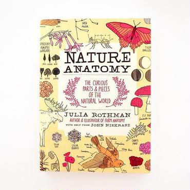 『Nature Anatomy』The Curious Parts & Pieces of the Natural World