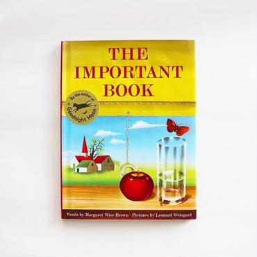 『The Important Book』