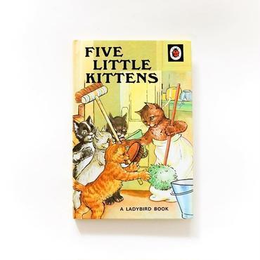 『Five Little Kittens』