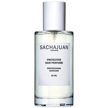 サシャワンSACHAJUAN ヘアバリア フレグランス ミスト 50ml UV プロテクト&嫌な臭いがつかない 香りのミスト