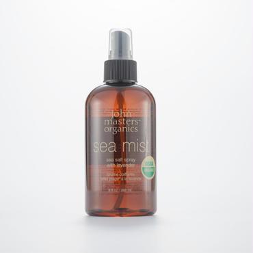 john masters organics ジョンマスターオーガニック シーミストSスプレー(シーソルトウィズラベンダー) 266ml 髪に自然なボリュームを与え、 ラフな質感をつくる