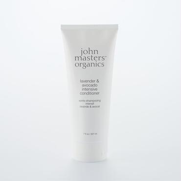 john masters organics ジョンマスターオーガニック L&Aインテンシブコンディショナー(ラベンダー&アボカド) 207ml 補修力が高く、コシとまとまりを与えるコンディショナー