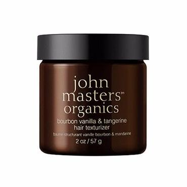 john masters organics ジョンマスターオーガニック BVヘアテクスチャライザー(バーボンバニラ&タンジェリン) 57g  ホールドするのに、仕上がりナチュラル
