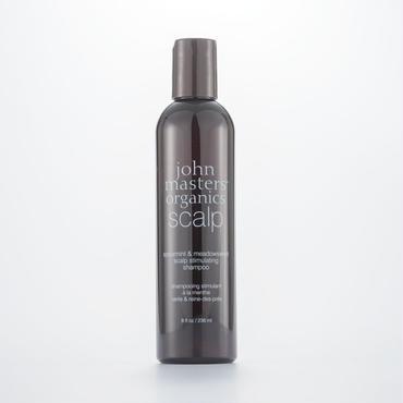 john masters organics ジョンマスターオーガニック S&Mスキャルプシャンプー236ml 洗い上がりすっきり爽快! ノーマル~オイリー頭皮用