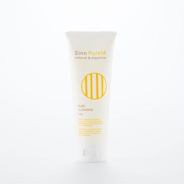 Sinn Purete シン ピュアクレンジング 120g 美容成分95%以上配合の人気ジェルクレンジング