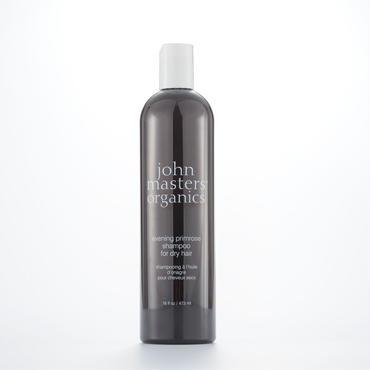john masters organicsジョンマスターオーガニック イブニングPシャンプー(イブニングプリムローズ)スリムビック473ml ダメージヘアもしっとり。カラー・パーマによるダメージヘア用
