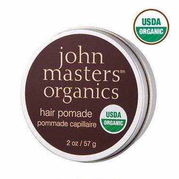 john masters organics ジョンマスターオーガニック ヘアワックス 57g このうえなく自然なツヤを実現する、 使用感抜群のオーガニックグロスワックス