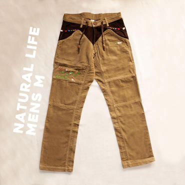 Natural Life Corduroy pants/ Mens